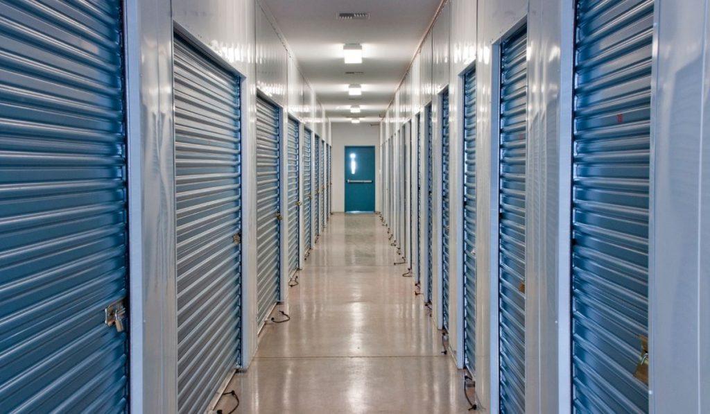 indoor storage units